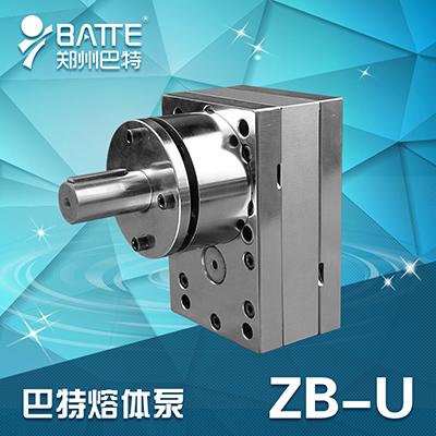 ZB-U纺丝计量泵